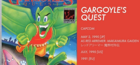 「传奇大全」十款经典 Game Boy 游戏盘点