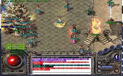 在火龙传奇私服里玩家如何满血情况下击杀BOSS?