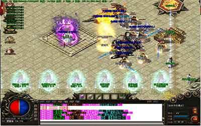 最新传奇世界sf游戏里面战士职业的融合技能介绍