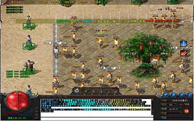变态传奇sf:在游戏里面如何迅速的瞄准?