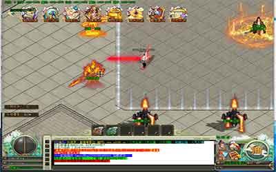 迷失热血传奇觉醒圣殿游戏玩法标准一览!