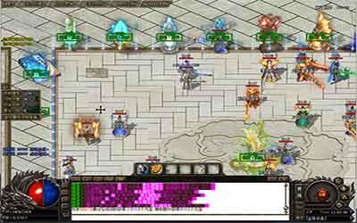 玩家在迷失热血传奇中怎样挑战本人boss?