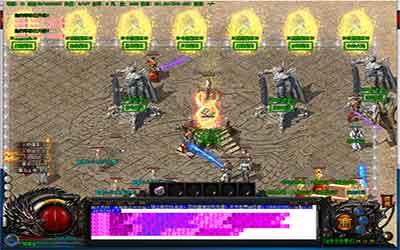 传奇合击手游玩家每日有10次免费接纳精锐任务的机会