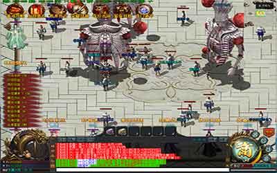 夜战比齐主题活动在1.80新开传世中咋玩?