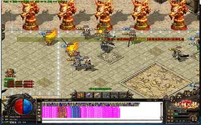 玩家在轻变复古传世中如何提升自身的损害?