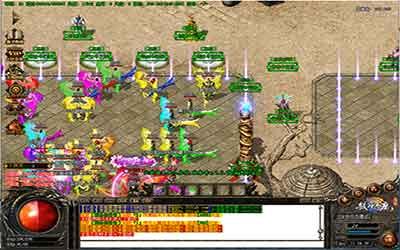 玩家在传奇176超变私服中应当如何应对剑圣?
