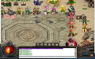 新开变态传奇攻城主题活动玩法解析!