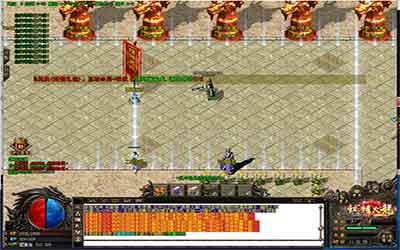 传奇176超变私服玩家每日有几次挑战封龙塔的机会