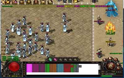 中变传奇中的骑士团玩法介绍!