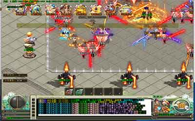 新开传奇网站里普通玩家提升攻击力的方法!